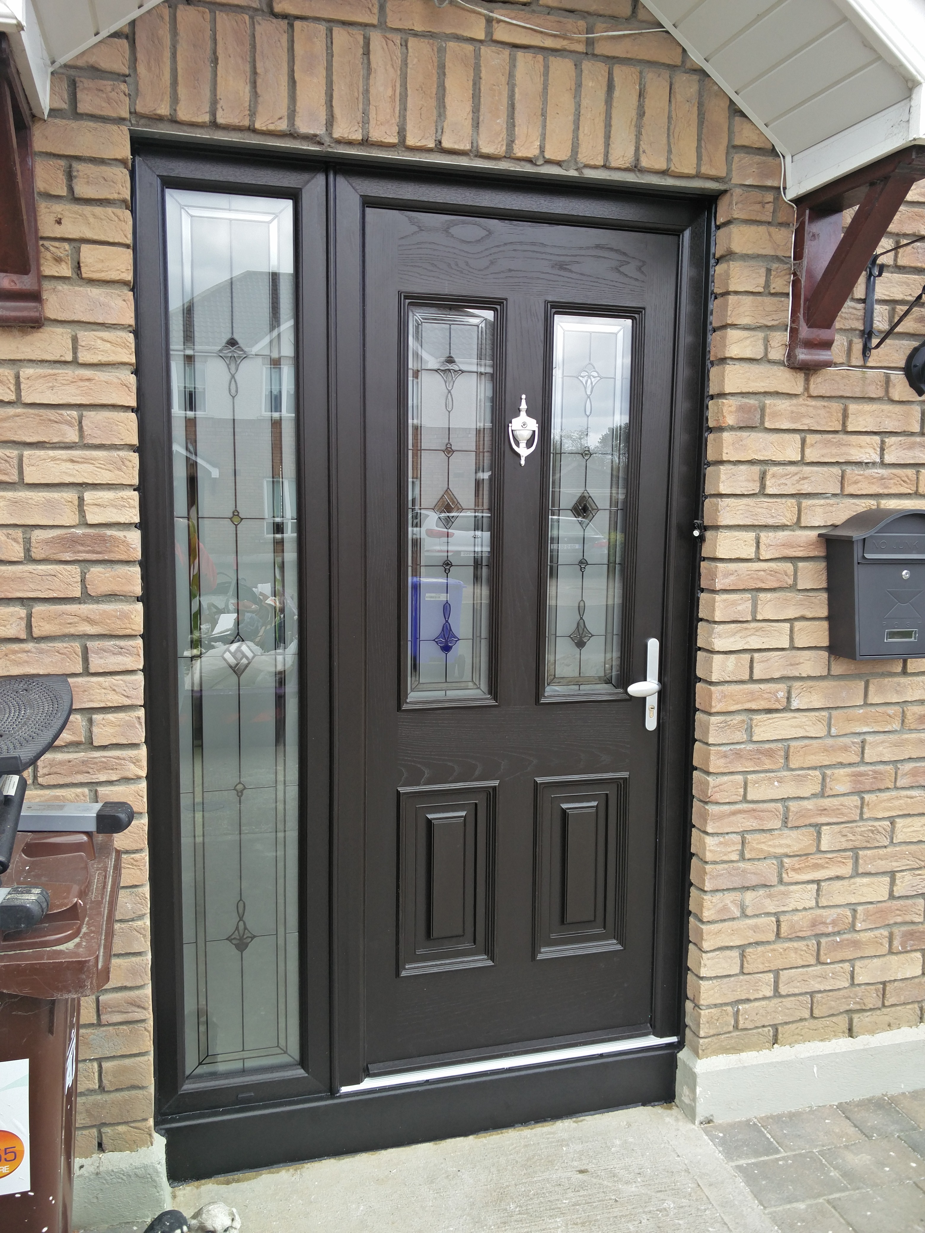 Composite Double Glazed Front Doors Safestyle UK & Composite Doors Eco Windows - induced.info